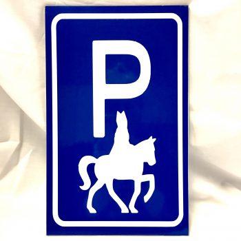 webwinkel parkeerbord Sint